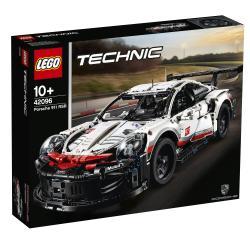 PORSCHE 911 RSR LEGO TECHNIC 42096