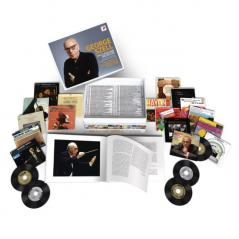 GEORGE SZELL THE CLEVELAND ORCHESTRA THE COMPLETE ALBUM COLLECTION 105XCD