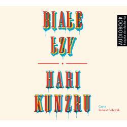 BIAŁE ŁZY Kunzru Hari AUDIOBOOK CD MP3