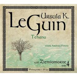 TEHANU ZIEMIOMORZE 4 K. Le Ursula AUDIOBOOK CD MP3