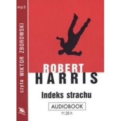 INDEKS STRACHU Harris Robert AUDIOBOOK CD MP3