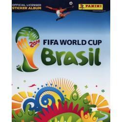 ALBUM DO WYKLEJANIA FIFA WORLD CUP