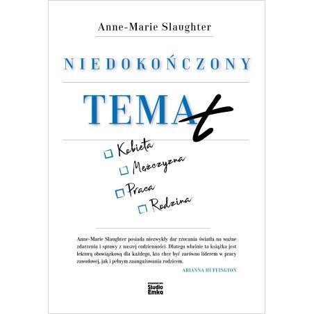 NIEDOKOŃCZONY TEMAT Slaughter Anne-Marie