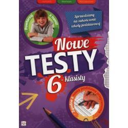 NOWE TESTY 6-KLASISTY Goniakowska Małgorzata