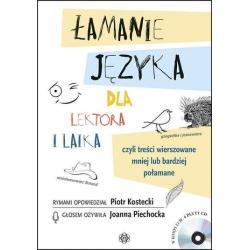 ŁAMANIE JĘZYKA DLA LEKTORA I LAIKA Piechocka, Joanna