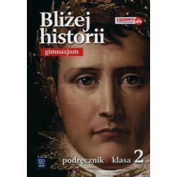 HISTORIA BLIŻEJ HISTORII GIMN KL.2 PODRĘCZNIK / PODRĘCZNIK DOTACYJNY / CYKL WIELOLETNI Plumińska-mieloch, Anita