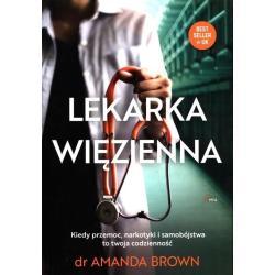 LEKARKA WIĘZIENNA Amanda Brown