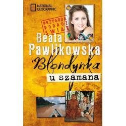 BLONDYNKA U SZAMANA (OM POCKET) Pawlikowska Beata