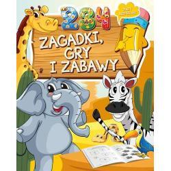 234 ZAGADKI GRY I ZABAWY Cieśla Jarosław