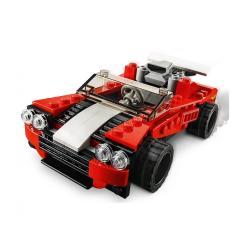 SAMOCHÓD SPORTOWY LEGO CREATOR 31100