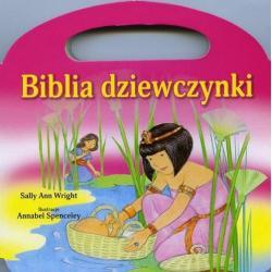 BIBLIA DZIEWCZYNKI Ann Sally