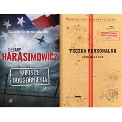 PAKIET MIEJSCE ODOSOBNIENIA / AKTA OSOBOWE Harasimowicz Cezary