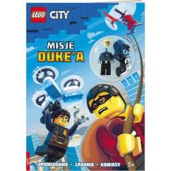 LEGO CITY MISJE DUKEA