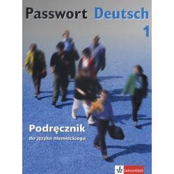 PASSWORT DEUTSCH 1. PODRĘCZNIK.