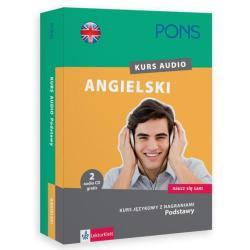 KURS AUDIO. ANGIELSKI. POZIOM PODSTAWOWY.  2x CD Henryk Krzyżanowski