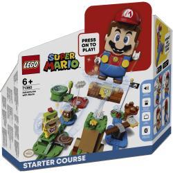 PRZYGODY Z MARIO LEGO SUPER MARIO 71360