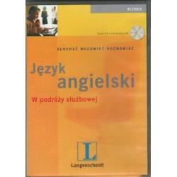 JĘZYK ANGIELSKI W PODRÓŻY SŁUŻBOWEJ. CD + MINIPODRĘCZNIK.