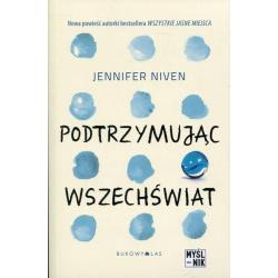 PODTRZYMUJĄC WSZECHŚWIAT Niven Jennifer