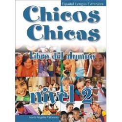CHICOS CHICAS 2. PODRĘCZNIK. JĘZYK HISZPAŃSKI Maria Angeles