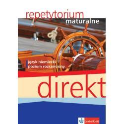 DIREKT. REPETYTORIUM MATURALNE +2xCD. JĘZYK NIEMIECKI, POZIOM ROZSZERZONY. Beata Ćwikowska, Beata Jaroszewicz
