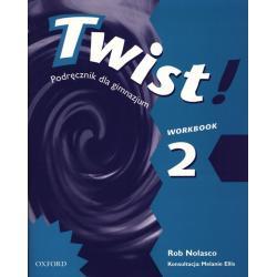 TWIST 2 PODRĘCZNIK. Rob Nolasco