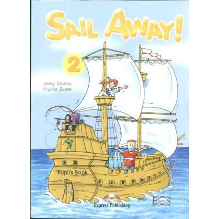 SAIL AWAY 2 PACK PODRĘCZNIK Virginia Evans, Jenny Dooley