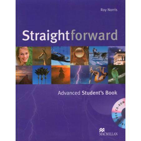 STRAIGHTFORWARD ADVANCED. PODRĘCZNIK + CD. Philip Kerr, Lindsay Clandfield, Ceri Jones, Jim Scrivener, Roy Norris
