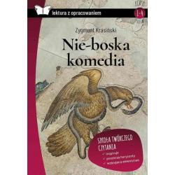 NIE-BOSKA KOMEDIA LEKTURA Z OPRACOWANIEM Zygmunt Krasiński