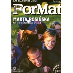 MAGAZINE FORMAT. ĆWICZENIA. Marta Rosińska