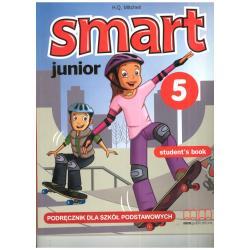 SMART JUNIOR 5 PODRĘCZNIK +CD. JĘZYK ANGIELSKI Q. H. Mitchell