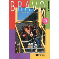 BRAVO 3 JĘZYK FRANCUSKI. PODRĘCZNIK. Merieux Regine
