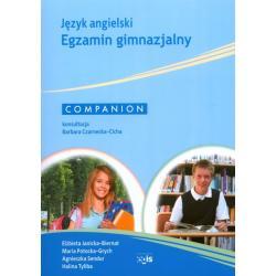 EGZAMIN GIMNAZJALNY COMPANION +CD. Agnieszka Sendur, Halina Tyliba, Maria Potocka-Grych, Elżbieta Janicka-Biernat
