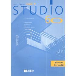 STUDIO 60. CZĘŚĆ 1. ĆWICZENIA + CD. JĘZYK FRANCUSKI. Christian Lavenne