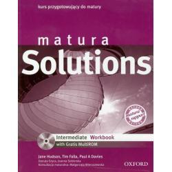 MATURA SOLUTIONS. JĘZYK ANGIELSKI. ĆWICZENIA +CD. Tim Falla, Jane Hudson, Paul Davies