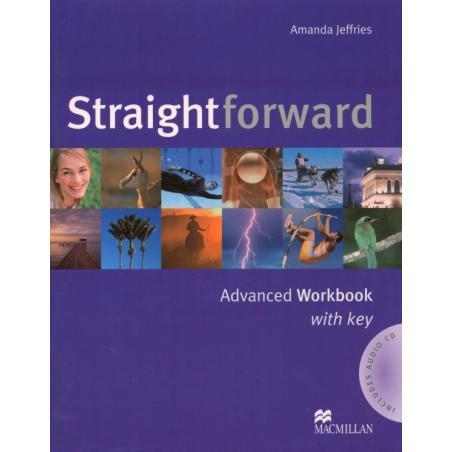 STRAIGHTFORWARD ADVANCED. ĆWICZENIA +CD. Philip Kerr, Lindsay Clandfield, Ceri Jones, Jim Scrivener, Roy Norris