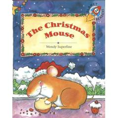 PR 2 CHRISTMAS MOUSE Wendy Superfine