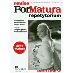 REVISE FORMATURA. REPETYTORIUM. JĘZYK ANGIELSKI. LICEUM, TECHNIKUM. Marcin Smolik