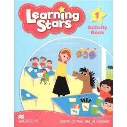 LEARNING STARS 1 ACTIVITY BOOK. ĆWICZENIA. EDUKACJA WCZESNOSZKOLNA. Janne Perrett, Jill Leighton