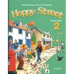 HAPPY STREET 2. PODRĘCZNIK.SZKOŁA PODSTAWOWA. Stella Maidment, Lorena Roberts