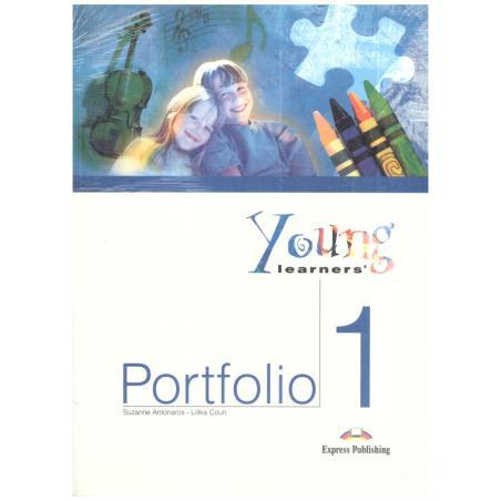 YOUNG LEARNERS PORTFOLIO 1 Suzanne Antonaros, Lilika Couri