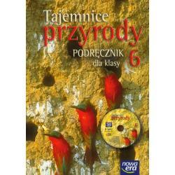 TAJEMNICE PRZYRODY. PODRĘCZNIK +CD. SZKOŁA PODSTAWOWA.  Henryk Lach, Andrzej Czerny