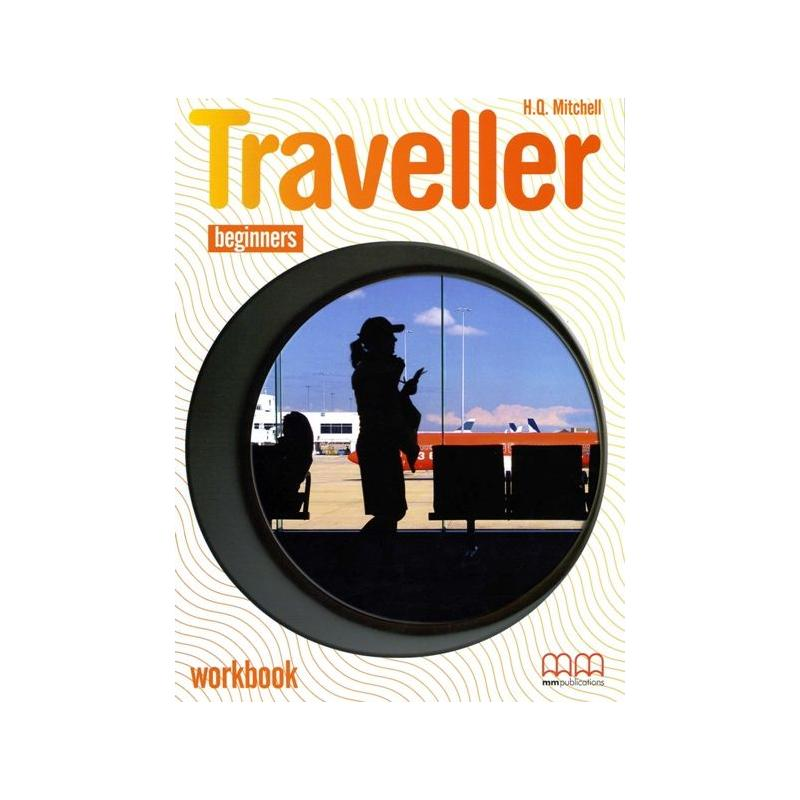 TRAVELLER BEGINNERS. ĆWICZENIA +CD. JĘZYK ANGIELSKI. H. Q. Mitchell