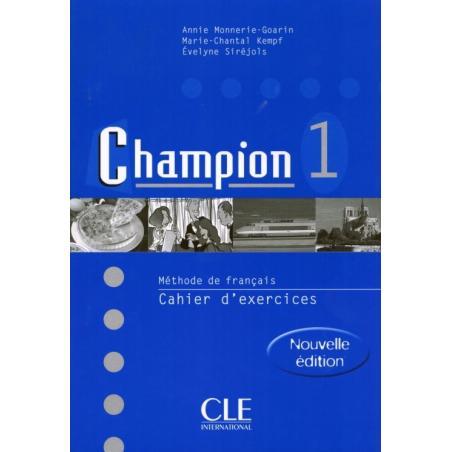 CHAMPION 1 ĆWICZENIA Evelyne Sirejols, Annie Monnerie-Goarin