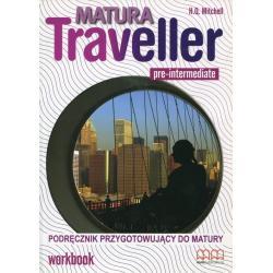 JĘZYK ANGIELSKI. MATURA TRAVELLER PRE-INTERMEDIATE. ĆWICZENIA +CD. LICEUM, TECHNIKUM. H. Q.  Mitchell