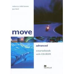 MOVE ADVANCED  PODRĘCZNIK +CD Rebecca Robb Benne, Jon Hird
