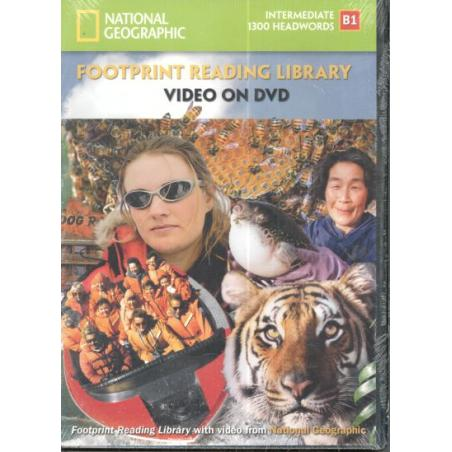 FOOTPRINT READING LIBRARY 1300 DVD