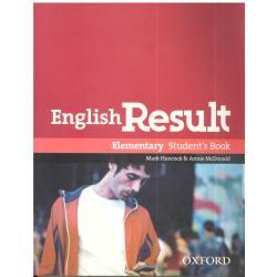 ENGLISH RESULT ELEMENTARY. PODRĘCZNIK. Mark Hancock, Annie McDonald