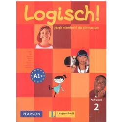 LOGISCH! A1+. JĘZYK NIEMIECKI. PODECZNIK2 +CD.
