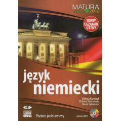 JĘZYK NIEMIECKI. MATURA. PODRĘCZNIK +CD. POZIOM PODSTAWOWY. Violetta Krawczyk