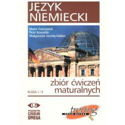 ZBIÓR ĆWICZEŃ MATURALNYCH +CD. JĘZYK NIEMIECKI. Piotr Kowalski, Małgorzata Szurlej-Gielen